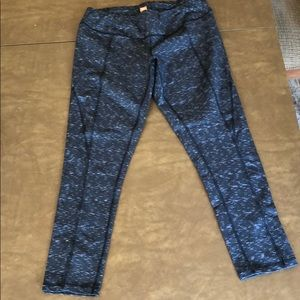 Lucy Lucy-tech leggings size L
